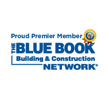 the blue book logo