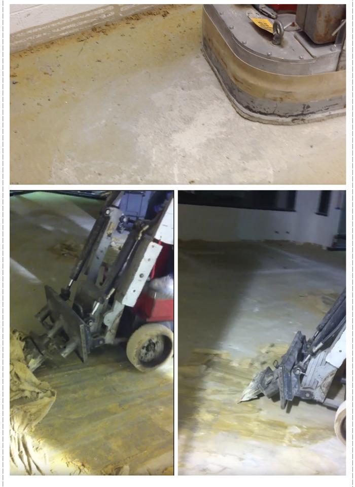 service coating