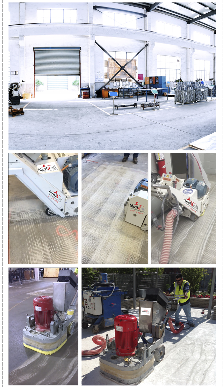 service concrete